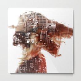 DreamCity2 Metal Print