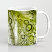 lime Mugs featuring Lime by Ryan Zimmermann