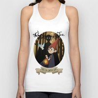over the garden wall Tank Tops featuring Over The Garden Wall by Lockholmes