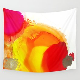 Red Earth Wall Tapestry