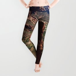 Spider Rock - Amazing Rockformation Leggings