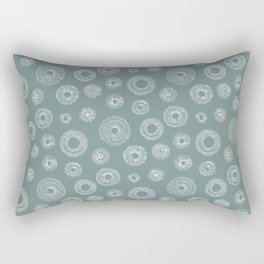 Winter Abstracts Rectangular Pillow