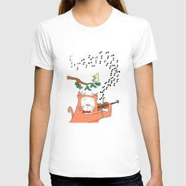 Cats with Violins T-shirt