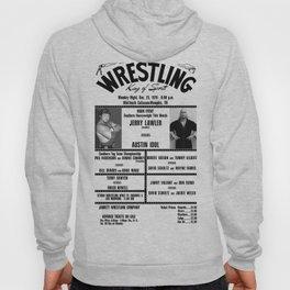 #5 Memphis Wrestling Window Card Hoody