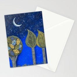 Night Grove Stationery Cards