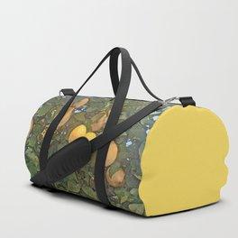 Lemon tree full of lemons Duffle Bag
