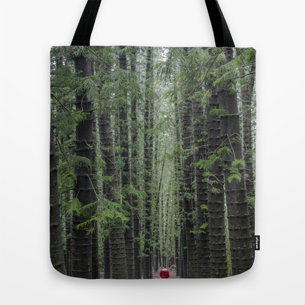 Walking With The Giants Lunch Tote by Adventurerzguide TBG8946013