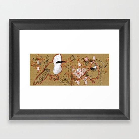 yuhina Framed Art Print