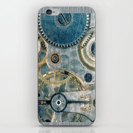 iPhone Gears iPhone Skin
