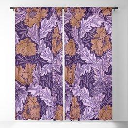 """William Morris """"Wreath"""" (edited 2.) Blackout Curtain"""