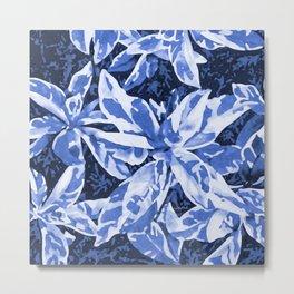 Aloha Blue Metal Print
