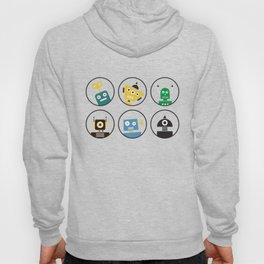 Robot Friends Hoody