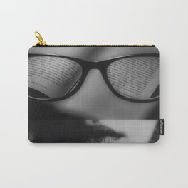 Like an open book Carry-All Pouch