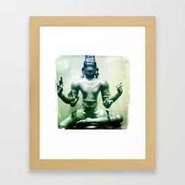 Eastern Intonations Framed Art Print
