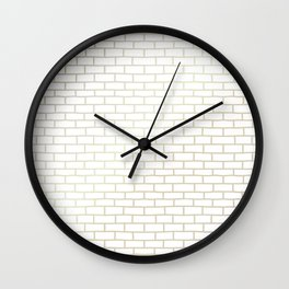 Eight Wall Clock