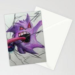 Gengar Stationery Cards