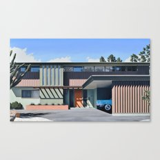 Williams Residence Canvas Print