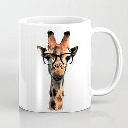 Giraffe Coffee Mugs | Society6