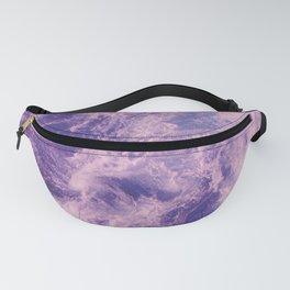 Violet Sea Fanny Pack