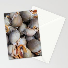 Mussels market Vietnam Asia Food Stationery Cards
