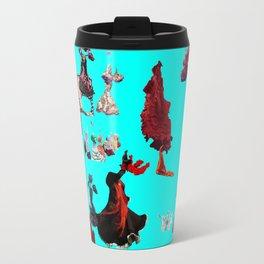 Chicas Flamencas - 1 Travel Mug