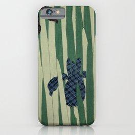 Japanese Iris iPhone Case
