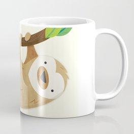 Sloth: Take it Slow Coffee Mug