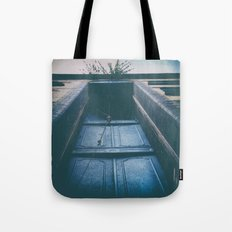 Left Alone at the Door ... Tote Bag
