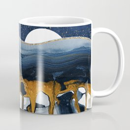 Liquid Hills Coffee Mug