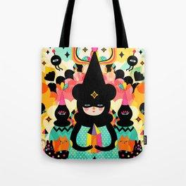 Magical Friends Tote Bag