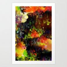 Into my Dreams Art Print