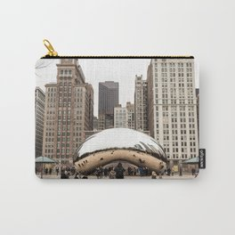 Cloud Gate / The Bean Chicago Carry-All Pouch