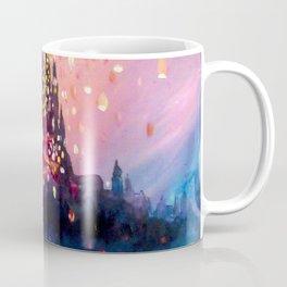 I see the lights Coffee Mug