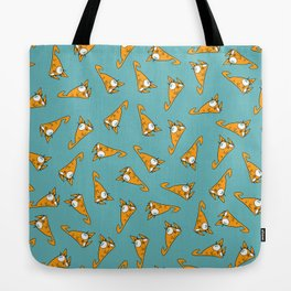 Freckled Fox Tote Bag
