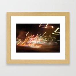 B's Framed Art Print