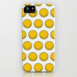 All you need is Smile! iPhone Case
