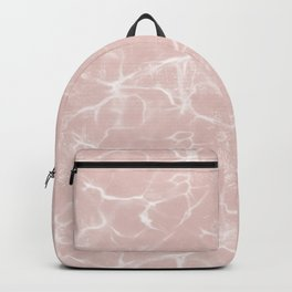 rose quartz Backpack