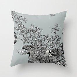 Birdy Throw Pillow