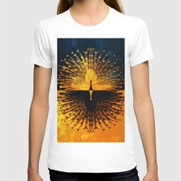 Peacock - Mad Men inspired T-shirt