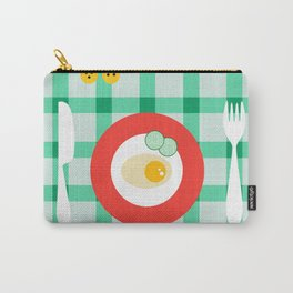 breakfast Carry-All Pouch