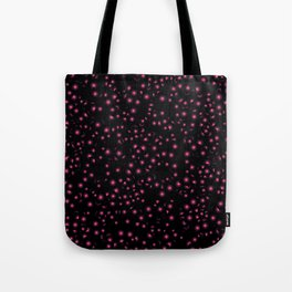 Abstract purple flower 05 Tote Bag