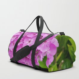 Bundle Flowers Duffle Bag