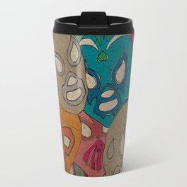 love lucha Travel Mug