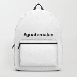 GUATEMALAN Hashtag Backpack