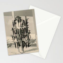 THE KINKS Stationery Cards