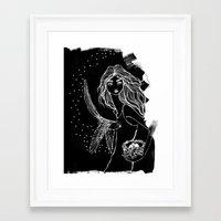 jane davenport Framed Art Prints featuring Nesting Instinct by Jane Davenport by Jane Davenport