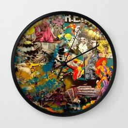 R.E.B.E.L.S. Wall Clock