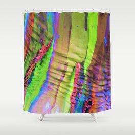 Climb the Rainbow Shower Curtain