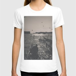 Venice landscape T-shirt