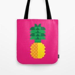 Fruit: Pineapple Tote Bag